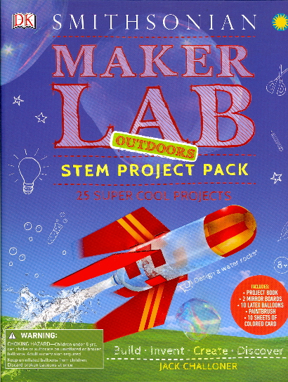 Maker Lab Outdoors STEM Project Pack