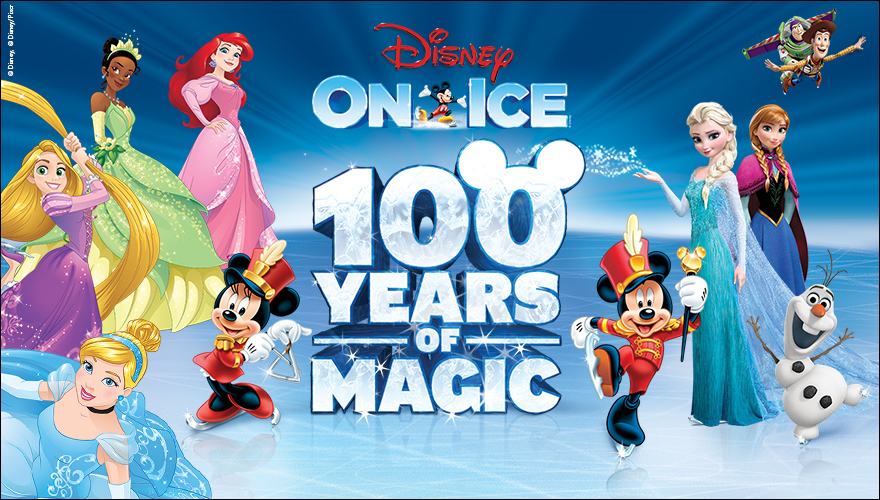 全城最低Disney On Ice 冰上迪斯尼: 百年魔幻 $26起含所有费用
